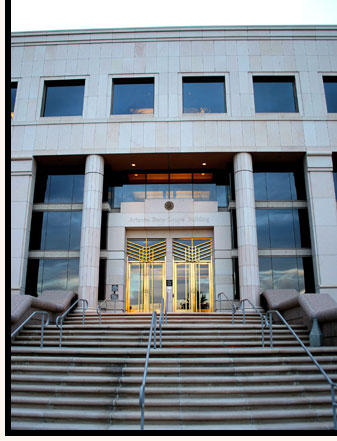 Arizona State Courts Building